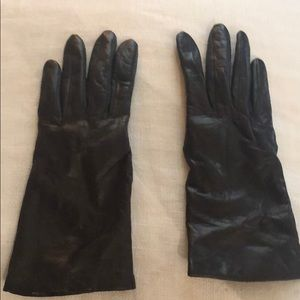 Madewell Leather Gloves